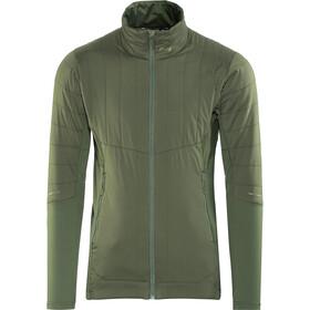 Bergans Fløyen Light Insulated Jacket Herren seaweed/khaki green